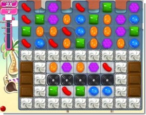Candy Crush Saga - niveau 123