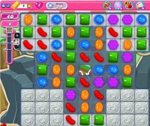 Candy Crush Saga niveau 29