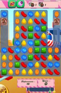 Candy Crush Saga - niveau 441