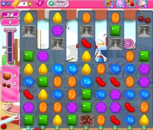 Candy Crush Saga - niveau 442