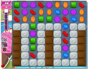 Candy Crush Saga - niveau 136