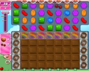 Candy Crush Saga - niveau 325