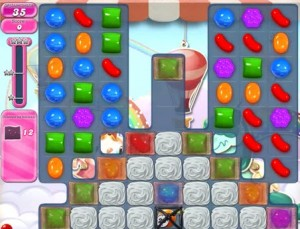 Candy Crush Saga - niveau 427