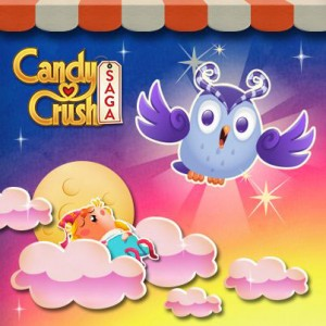 Candy crush Odus le hibou