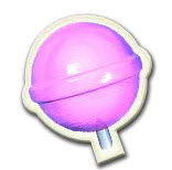 Booster Candy Crush - Sucette marteau - Lollipop hammer