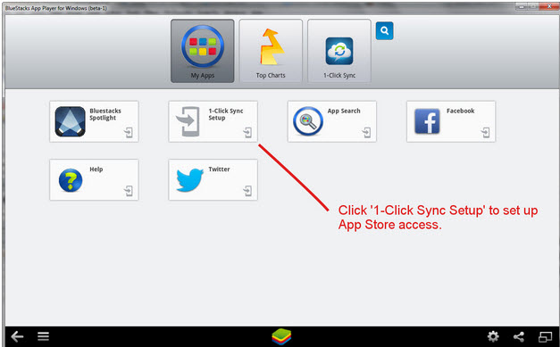 Installer et configurer Bluestacks
