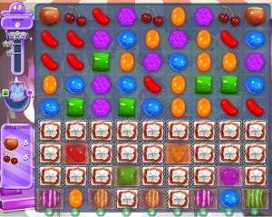 Candy Crush Monde des Songes - Niveau 413