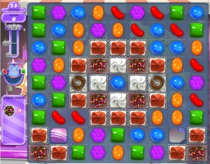 Candy Crush Monde des Songes - Niveau 415