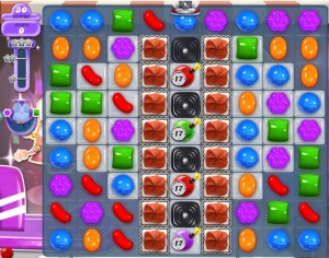 Candy Crush Monde des Songes - Niveau 416