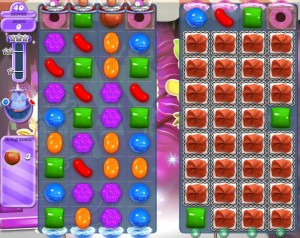 Candy Crush Monde des Songes - Niveau 417