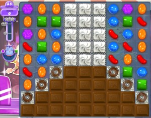 Candy Crush Monde des Songes - Niveau 420