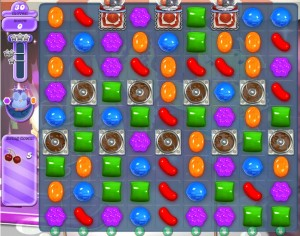 Candy Crush Monde des Songes - Niveau 422