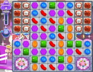 Candy Crush Monde des Songes - Niveau 424