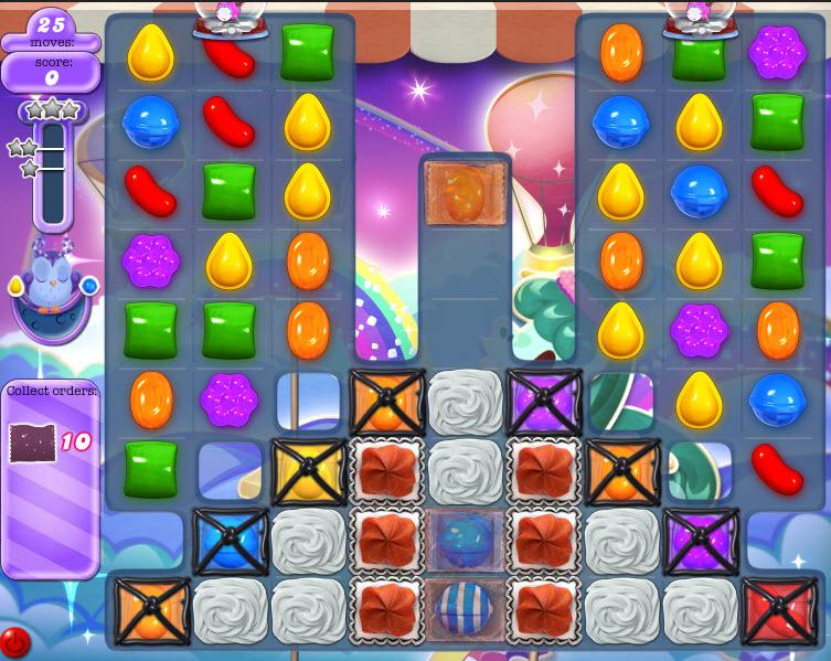 Candy Crush Monde des Songes niveau / level 427