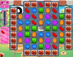Candy Crush Saga - niveau 746