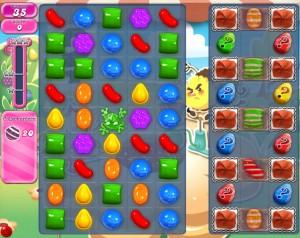 Candy Crush Saga - niveau 749