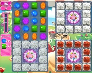 Candy Crush Saga - niveau 751