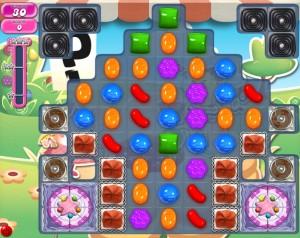 Candy Crush Saga - niveau 752