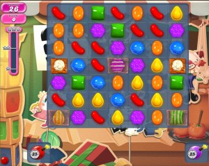 Candy Crush Saga - niveau level 771