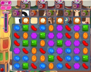 Candy Crush Saga - niveau level 773