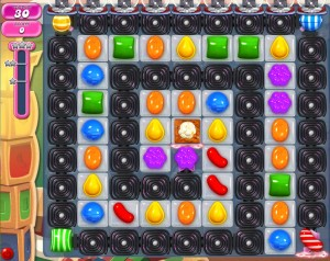 Candy Crush Saga - niveau level 774