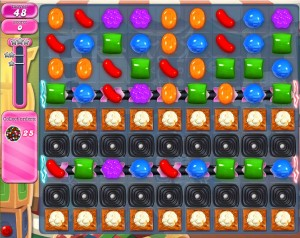 Candy Crush Saga - niveau level 779