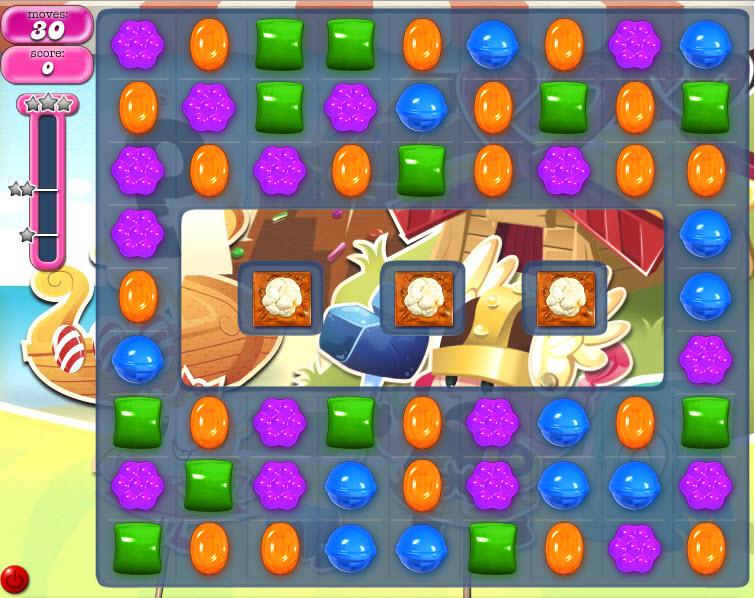 Candy Crush Saga - niveau level 792