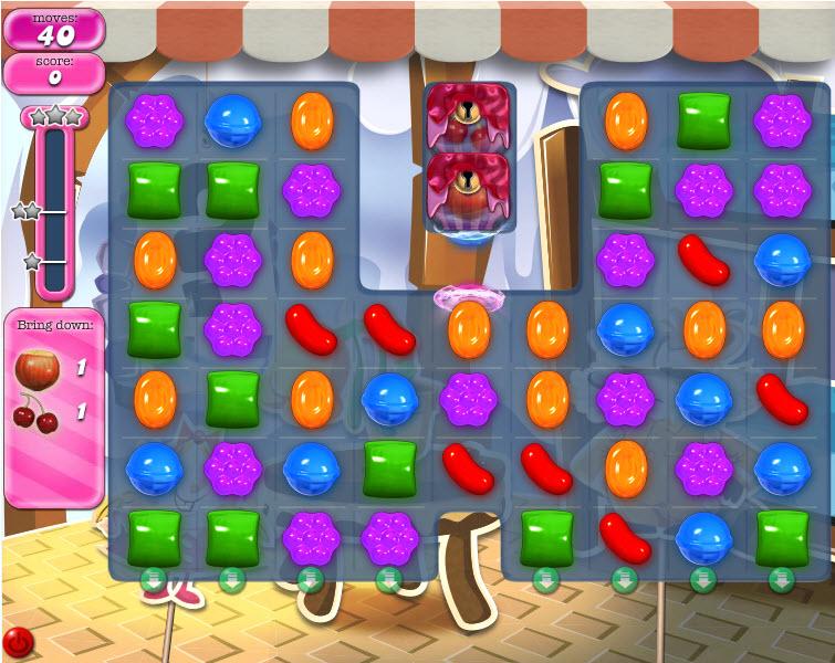 Candy Crush Saga - niveau 817