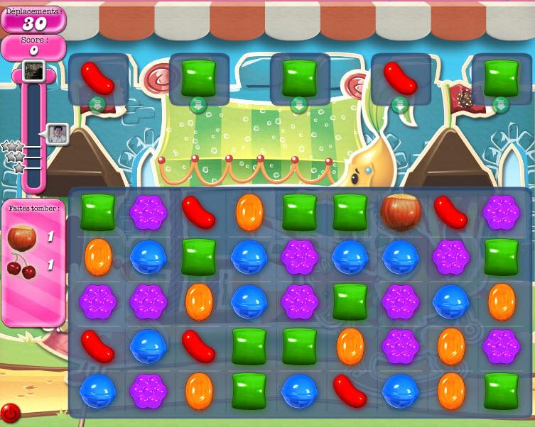 candy crush saga niveau 680 - version PC