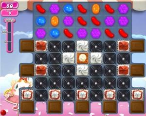 Candy Crush niveau 877