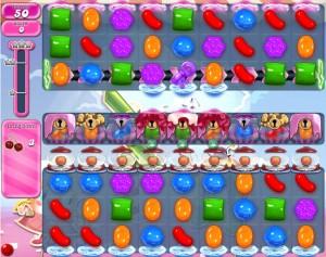 Candy Crush niveau 879
