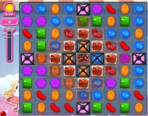 Candy Crush niveau 880