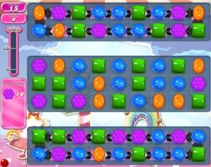 Candy Crush niveau 883
