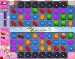 Candy Crush niveau 884