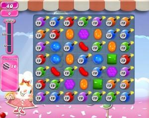 Candy Crush niveau 885