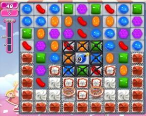 Candy Crush niveau 888
