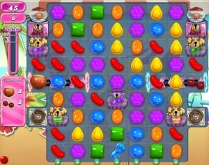 Candy Crush niveau 895