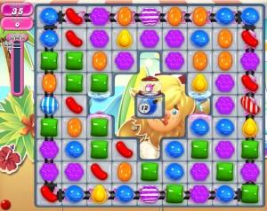 Candy Crush niveau 905