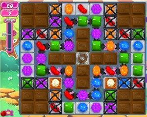 Candy Crush niveau 907