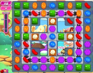Candy Crush niveau 908