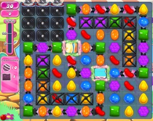 Candy Crush niveau 911
