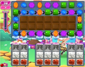 Candy Crush niveau 914