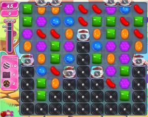 Candy Crush niveau 916