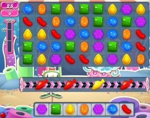 Candy Crush niveau 921