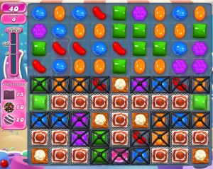 Candy Crush niveau 922