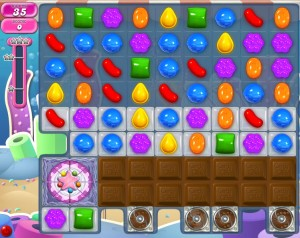 Candy Crush niveau 924