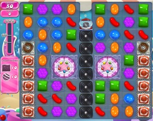 Candy Crush niveau 927