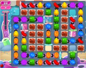 Candy Crush niveau 931