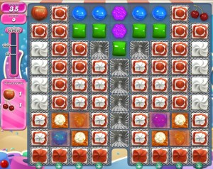 Candy Crush niveau 932