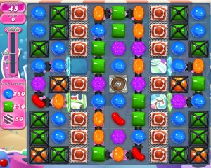 Candy Crush niveau 935